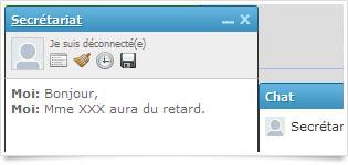 Chat - Messagerie instantanée